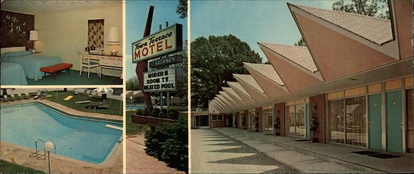 Town Terrace Motel Tifton Georgia