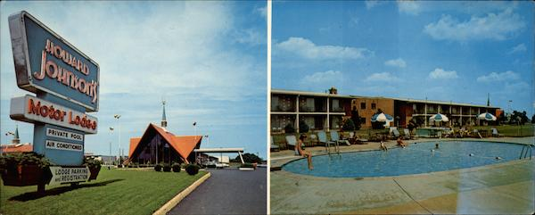 Howard Johnson's Motor Lodge, 11580 Roosevlet Boulevard Philadelphia Pennsylvania