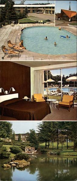 Howard Johnson's Motor Lodge South Bend Indiana