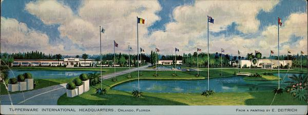 Tupperware International Headquarters Orlando Florida