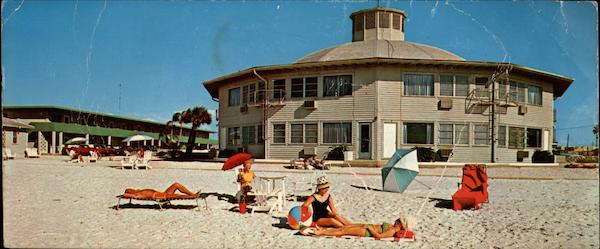 Sea Shell Hotel, 430 Mandalay Clearwater Beach Florida