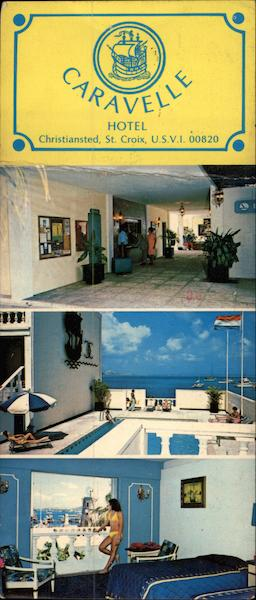 Caravelle Hotel, Christiansted St. Croix Virgin Islands