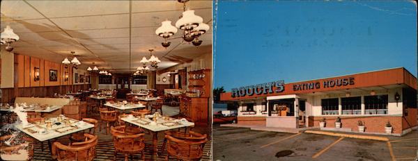 Rouch's Eating House, 52102 U. S. 31 North South Bend Indiana