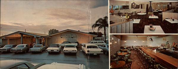 The Oyster Bar, 2400 Gulf-to-Bay Blvd Clearwater Florida