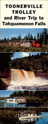 Toonerville Trolley And River Trip To Tahquamenon Falls