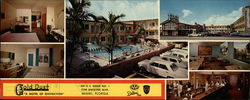 Gold Dust Motel, U. S. Route No. 1 7700 Biscayne Blvd