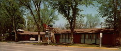 Central Motel, U. S. Highway 34 and 1-80 5 Business Loop