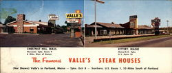 The Famous Valle's Steak Houses, Worcester Tpke Route 9