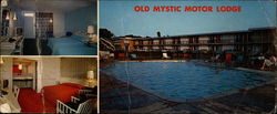 Old Mystic Motor Lodge, Int. 95 & Rte. 27