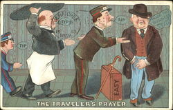 The Traveler's Prayer