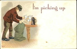 I'm Picking Up Postcard