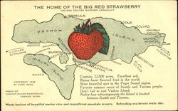 The Home Of The Big Red Strawberry
