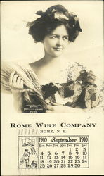 Rome Wire Company September 1910