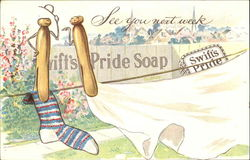 Swift's Pride Soap Clothesline