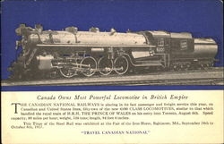 The Canadian National Railways