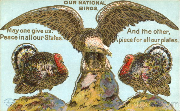 Our National Birds Patriotic