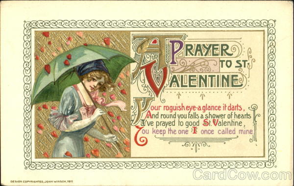a prayer to st valentine women - Saint Valentine Prayer