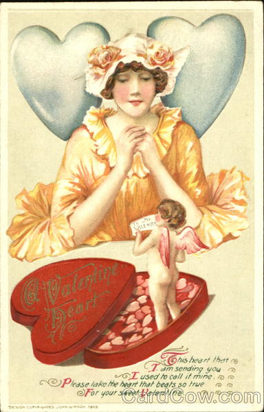 A Valentine Heart Women
