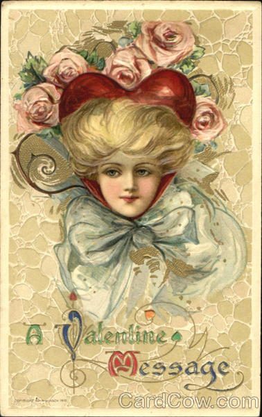 A Valentine Message Samuel L. Schmucker Women