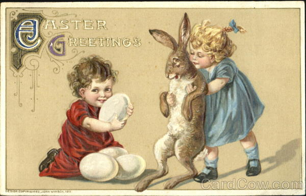A Easter Greetings