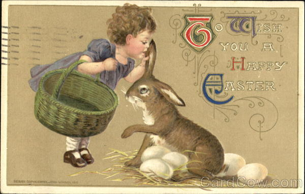 To Wish You A Happy Easter