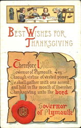 Best Wishes For Thanksgiving