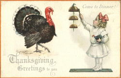 Thanksgiving Greetings To You