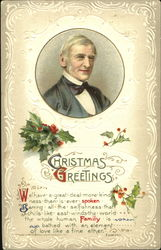 Ralph Waldo Emerson - Christmas Greetings