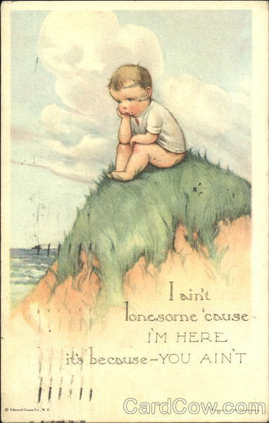 I ain't Lonesome Charles Twelvetrees