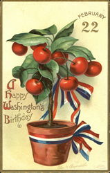 A Happy Washington's Birthday
