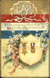 Pride, and glory, and honor Postcard