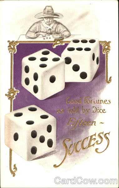 Success - Dice Casinos & Gambling