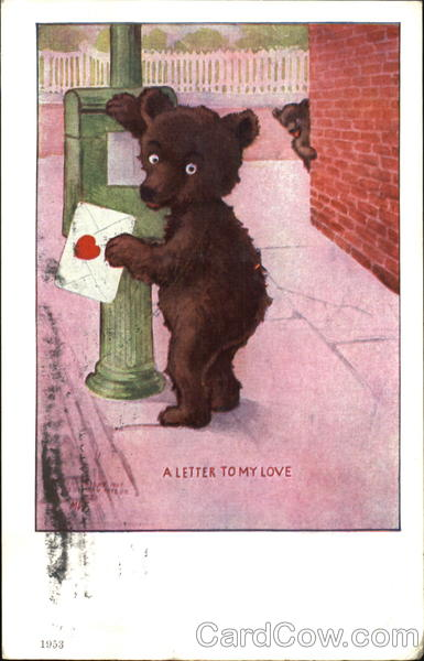 A Letter To My Love Bears