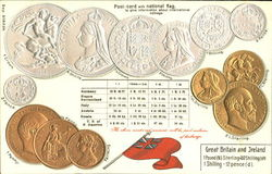 Great Britain And Ireland Coins