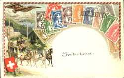 Swiss Stamps