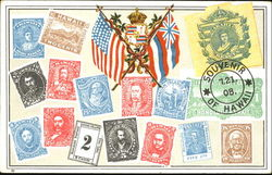 Stamps of Hawaii