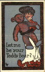 Let Me Be Your Teddy Bear?