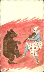 Pierrot and the Bear