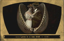 Love In A Sea Shell
