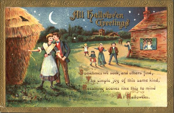 All Halloween Greetings