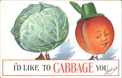 I'D Like To Cabbage You