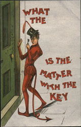 Why The Is The Matter With The Key