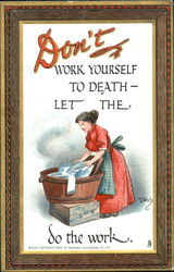 Don't Work Yourself To Death