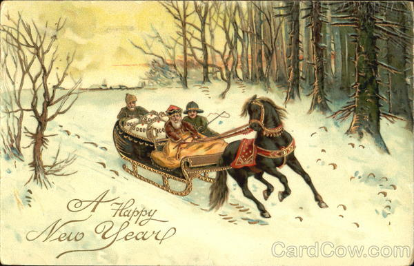 christmas sleigh horses 1920x1080 wallpaper - photo #42