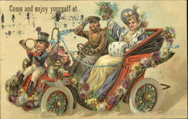 Aristocratic Buggy Ride Cars