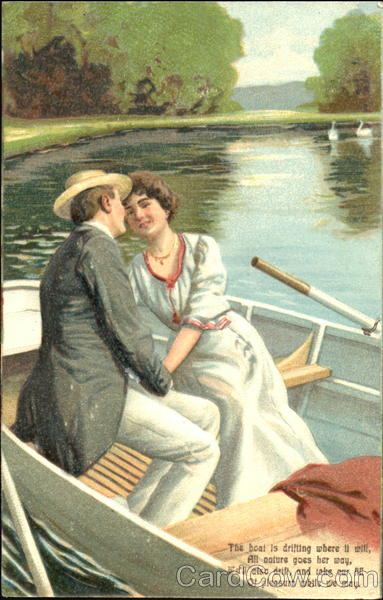 Lovers on the Lake Romance & Love