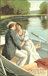 Lovers on the Lake