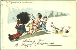 The Galliwogg's Sleigh Party