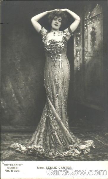 Mrs. Leslie Carter Net Worth
