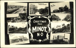 Greetings From Minot